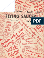 Australian Flying Saucer Review - Number 7 - November 1962