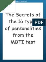 secrets of personality-2.0