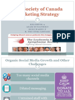 L&L Society of Canada Marketing Strategy