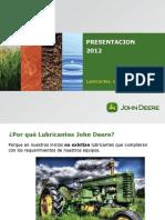 Lubricantes - John Deere