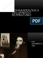 Semiologia Radiologica Del Aparato Respiratorio