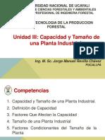 Tecnologia Producción Forestal Clase III 2017-I JMRCH