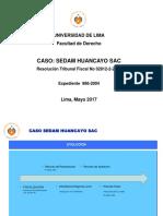 Derecho Tributario II - Expo-caso-2
