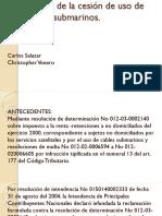 DERECHO TRIBUTARIO II  - El-caso-de-la-cesión-de-uso-de-cables-submarinos.