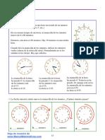 Reloj Minutos