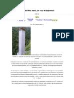 El Viaducto Se Abre Paso