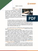 Escritura Académica Mat 1