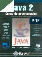 Java 2. Curso de Programación - Javier Ceballos-BN