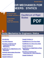 VECTOR MECHANICS FOR ENGINEER