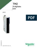 Twido Guia de hardware - TM2 Modulos de ES binarias.pdf