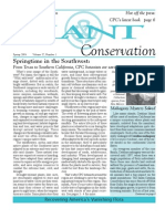 Spring 2004 Plant Conservation Newsletter