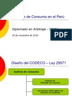 Arbitraje de Consumo en El Perú Ana Ampuero