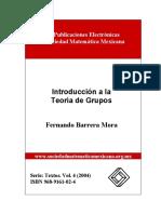 introducción a la teoria de grupos.pdf