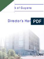 Director Handbook