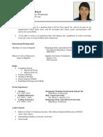 Resume Edited