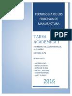 TA1-Manufactura