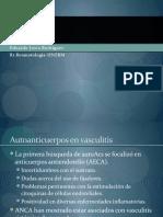 Anticuerpos Anticitoplasma de Neutrófilos 2017