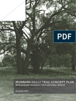Ironbark Gully Concept Plan