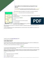 Procedimiento Para Calcular El Calibre de Los Alimentadores Principales de Una Instalación Eléctrica Residencial