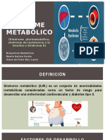 Síndrome Metabólico [511875]
