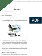 Manzanas Entrelazadas_ Física Cuántica y Fotosíntesis I