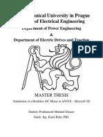 F3-DP-2016-Dusane-Prathamesh-Simulation of BLDC Motor in ANSYS - Maxwell, Master Thesis - Prathamesh Mukund Dusane.pdf