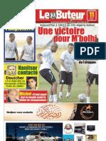 LE BUTEUR PDF du 11/08/2010