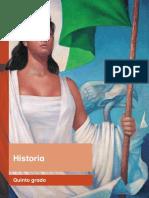 Historia Quinto Grado