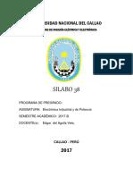 Caratula Silabo EIYDP UNAC