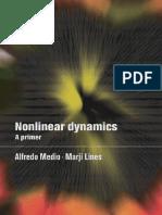 Alfredo Medio, Marji Lines-Non-linear Dynamics a Primer-Cambridge University Press(2003)