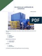 Arranque de Motores por combinación de Contactores.pdf