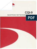 AIAG CQI-9 Special Processes