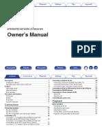 Avr-s720we3 Eng PDF Im v00a