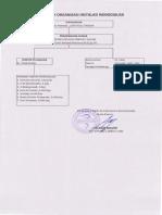 Struktur Organisasi Instalasi Hemodialisa