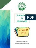 ENGLCOM e-Portfolio