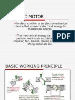 13775848 Electrical Motor