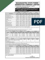 MSPGCL Tariff English 2016 17