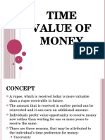 2. Time Value of Money(1)
