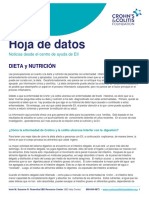 Diet Nutrition Spanish