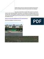 Airport LOCAL Case Studies