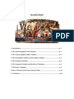 The Coptic Calendar Bishoy k r Dawood