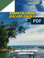Kabupaten Cianjur Dalam Angka 2016