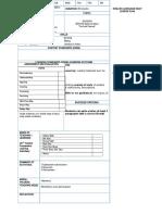 Form 2TS25 Lesson Plan