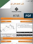 البورصة المصرية تقرير التحليل الفنى من شركة عربية اون لاين ليوم الاثنين 21-8-2017