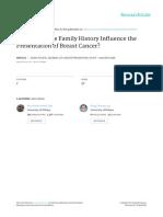 Family History APJCC