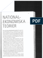 Nationalekonomiska Teorier