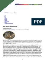 Deirdre McCloskey- Publications- Industrial Revolution