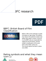 BBFC and RED:GREEN Band Trailers