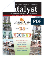 October 2007 Catalyst Magazine