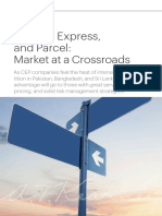Courier Express and Parcel-Market at a Crossroads